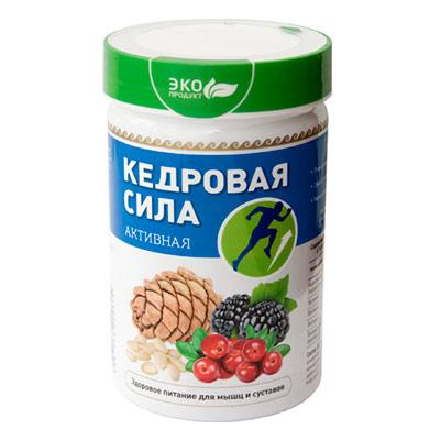 Продукт Белково-Витаминный «Кедровая Сила Активная»
