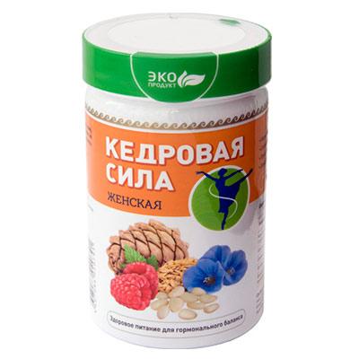 Продукт Белково-Витаминный «Кедровая Сила Женская»