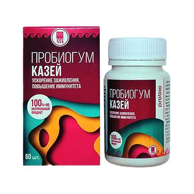 Пробиогум Казей таблетки